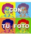 """Pop Art (PA4 - """"2x2"""")"""