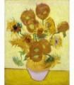 Sunflowers (van Gogh, 1889)