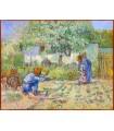 First steps (van Gogh)