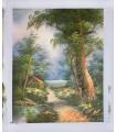 "Landscape ""I. Cafieri"" 6 - Oil on canvas"