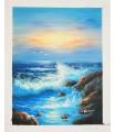 "Marina ""Brian"" - Oil on canvas"